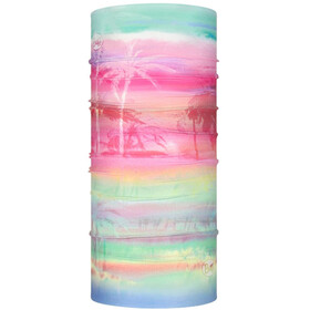 Buff Coolnet UV+ Scaldacollo tubolare Bambino, paulia multi